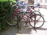 Cycle parking - general image